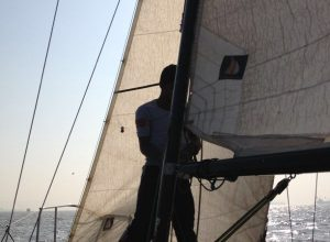 Oyster Sail (Learn Sailing) (2)